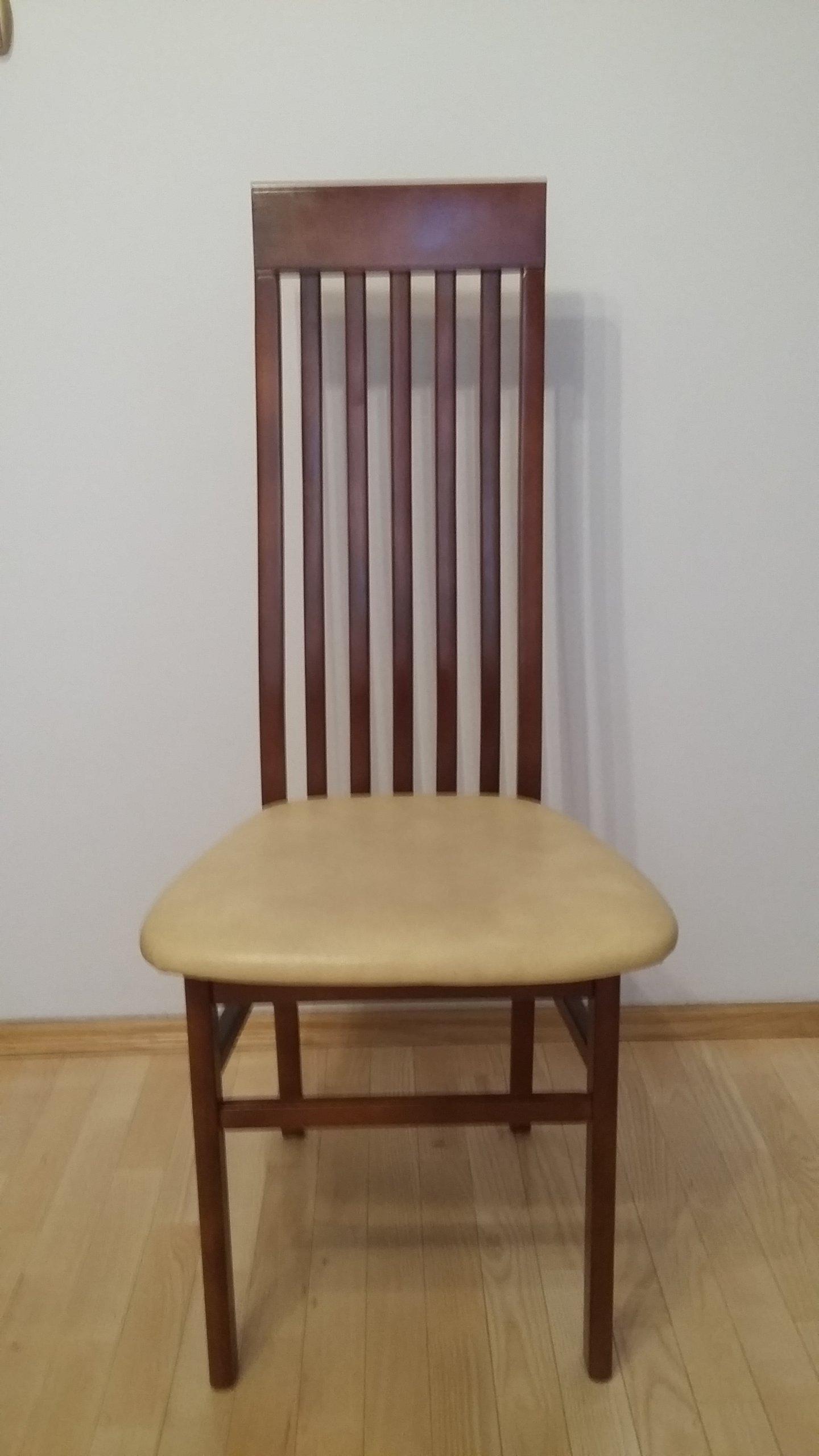 Krzesła 6 Szt Bydgoskie Meble Odbiór Osobisty