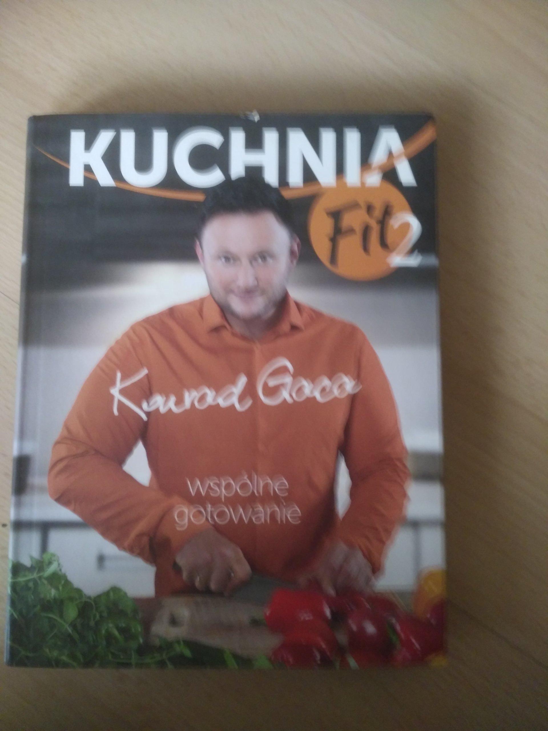 Kuchnia Fit 2 Konrad Gaca 7204175707 Oficjalne Archiwum Allegro