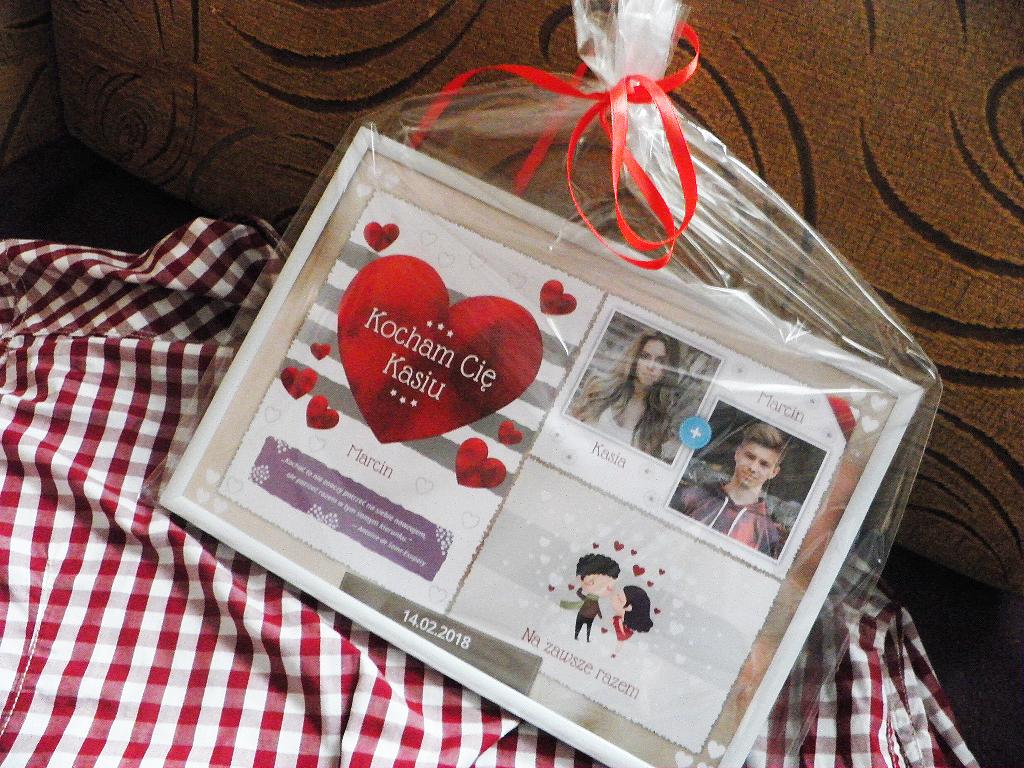 Prezent Dla Chłopaka Na Walentynki Ze Zdjęciem 7156165725