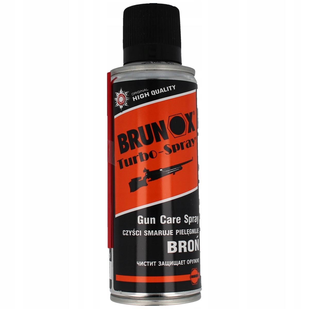 Olej Brunox (GUN CARE SPRAY 200ml)