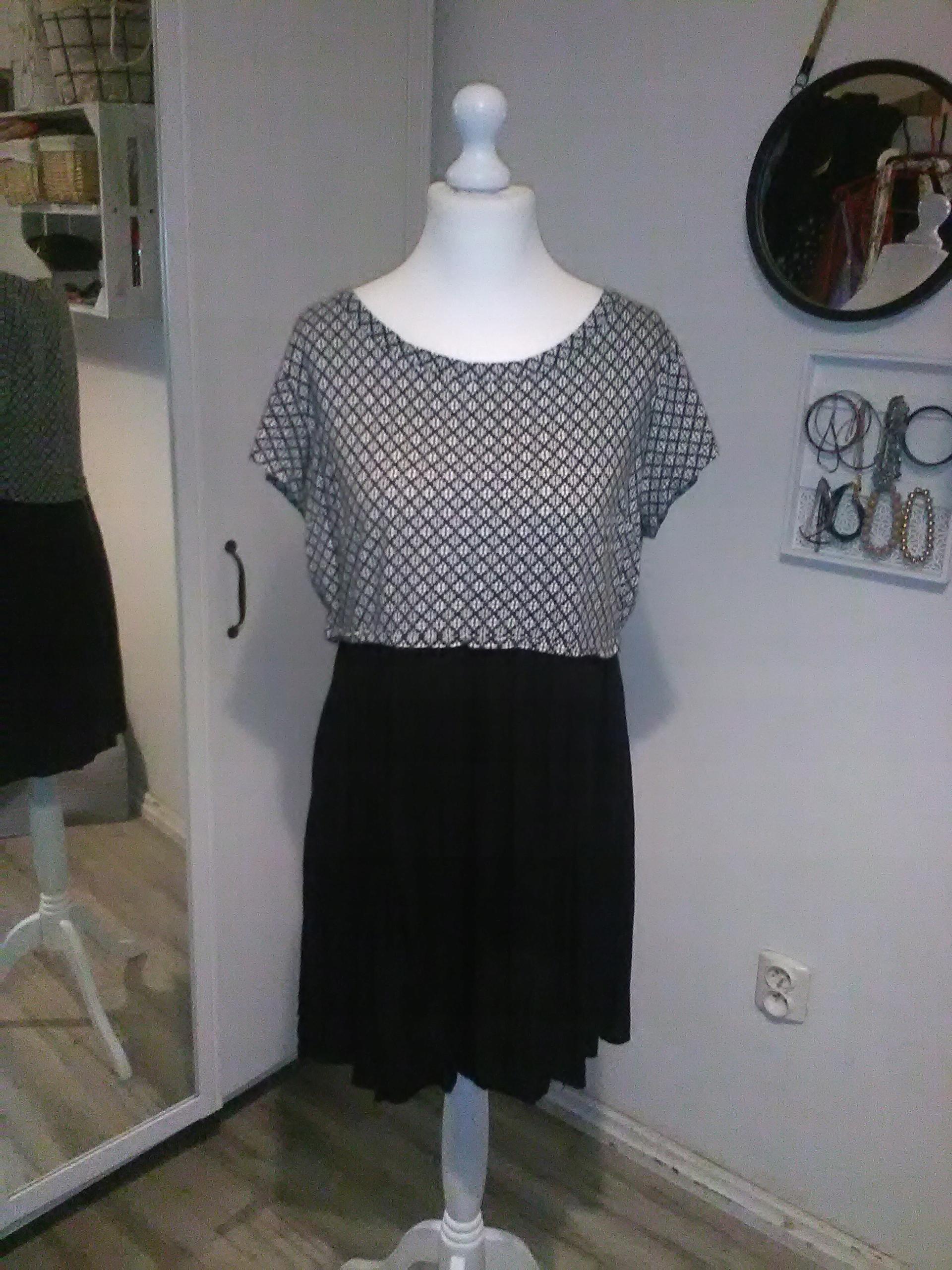 ff40426b5c rewelacyjna sukienka styl vintage New Look 44 - 7546342297 ...