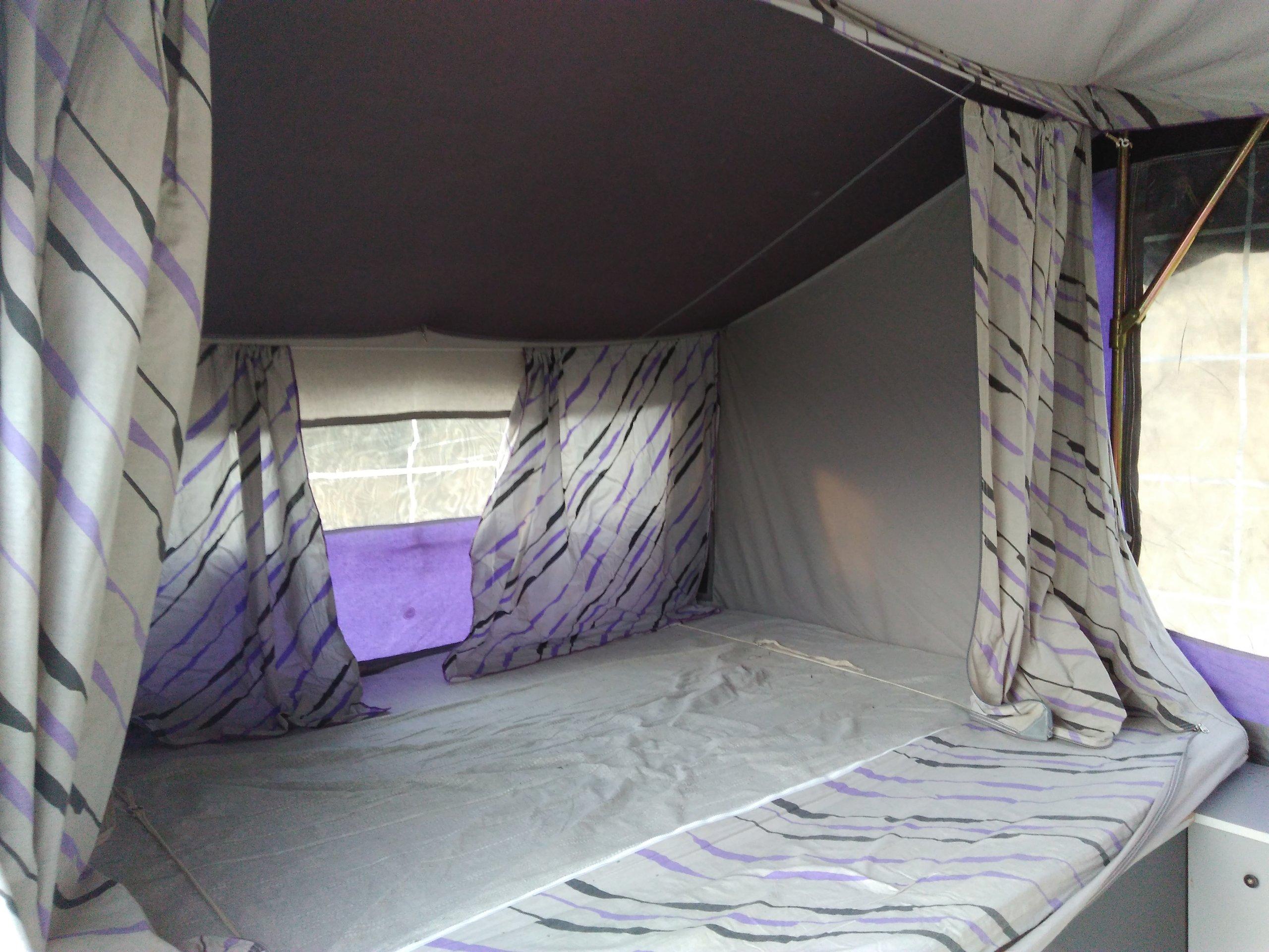 Niewiarygodnie Sprzedam przyczepa namiotowa kemping Jamet - 7234293649 FL93
