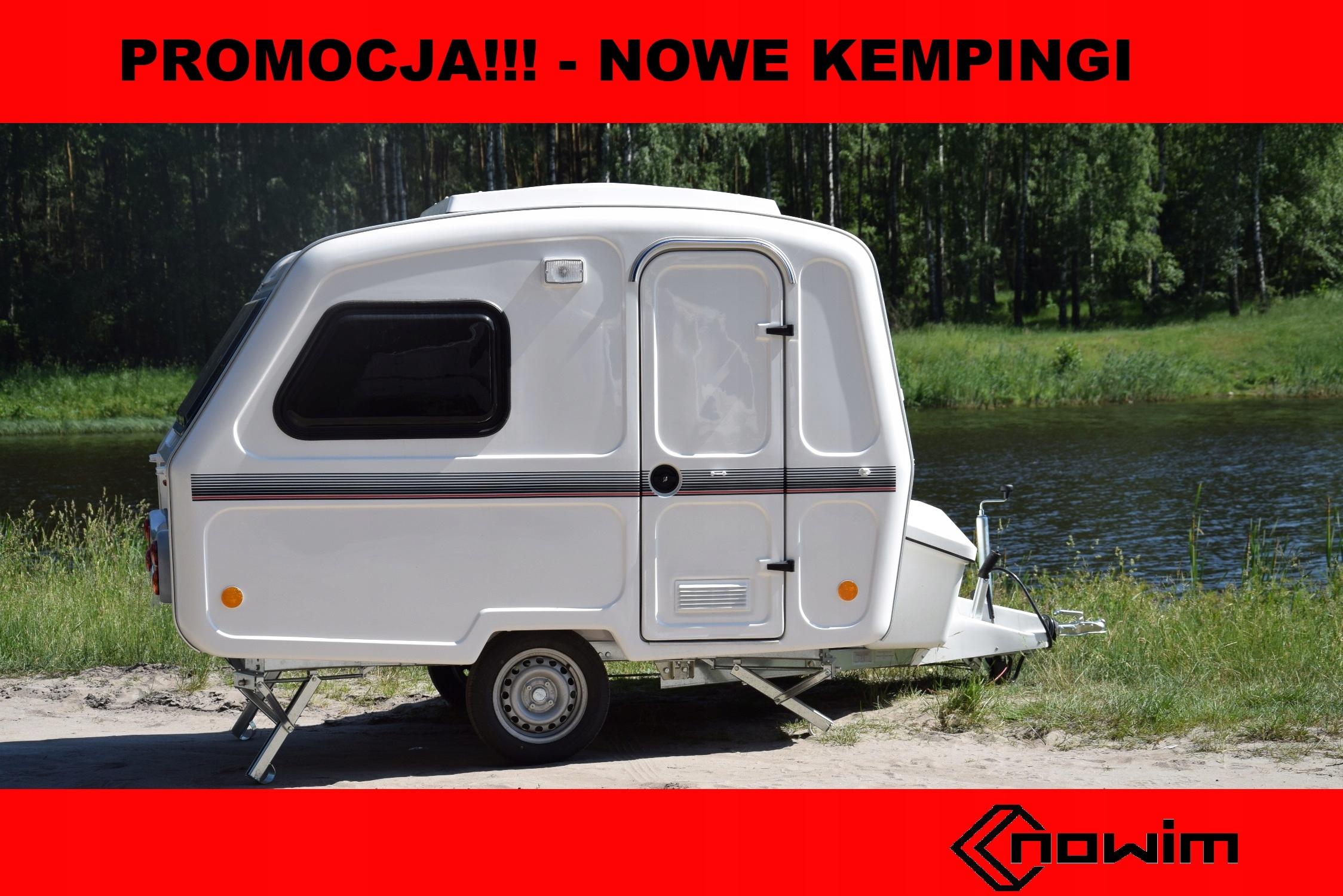 Nowim Przyczepa Kempingowa Camping 7711855160 Oficjalne