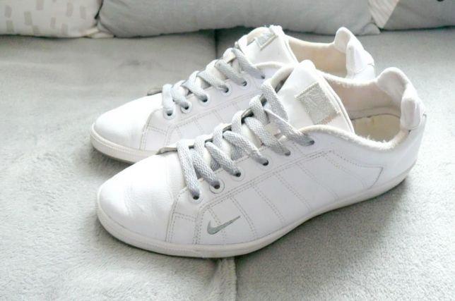 buy cheap 336bb 18d2f Adidasy nike court białe damskie 40