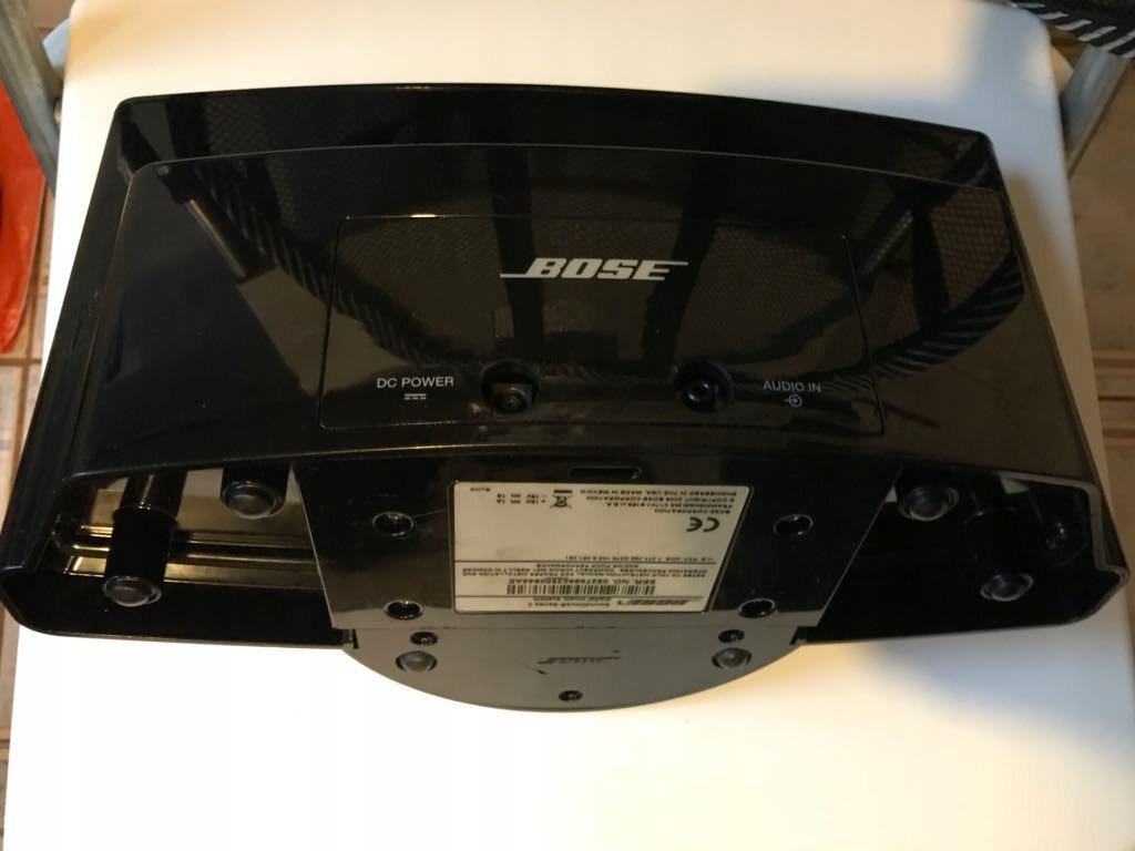 Bose SoundDock II 2+ BLUETOOTH LogiLink / AUDIO IN