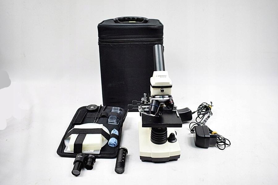 Mikroskop bresser biolux al okazja! 7508404343 oficjalne