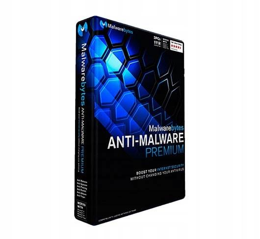 5 Devices 2019 1 Year Malwarebytes Anti-Malware Premium
