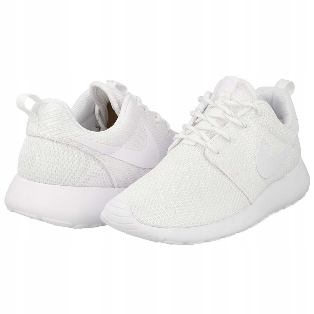 factory authentic 0d87e c3078 BUTY NIKE DAMSKIE ROSHE RUN WHITE r.38 24cm