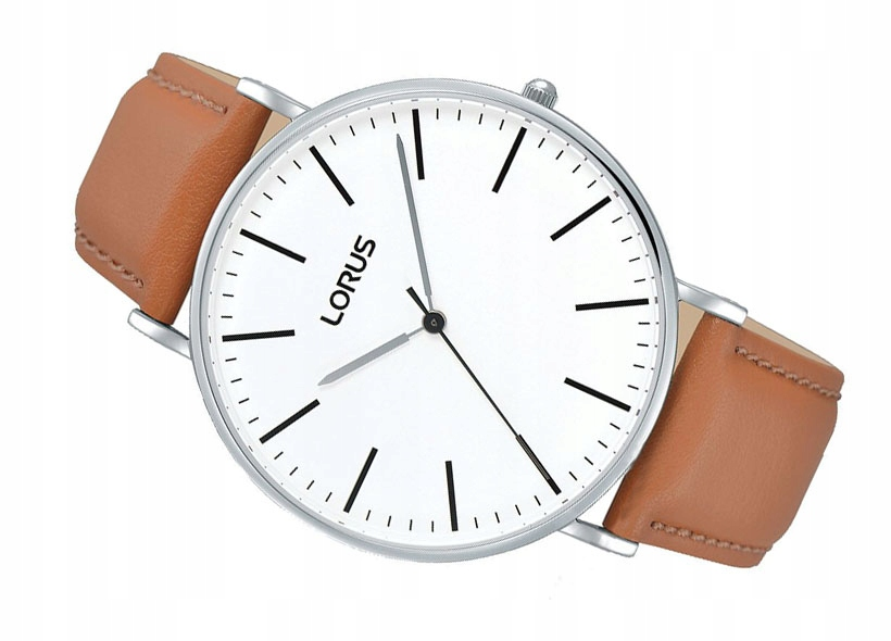 Klasyczny zegarek męski Lorus RH815CX9 pasek