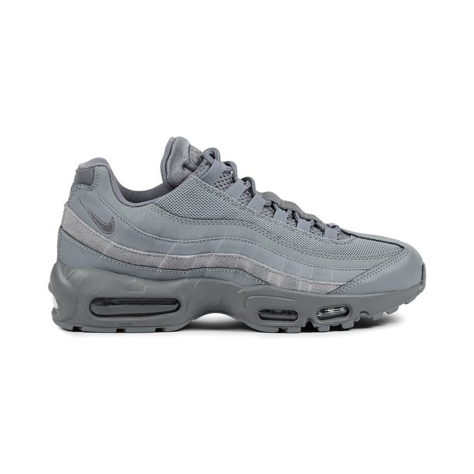 buty nike air max 95 szare 749766-012