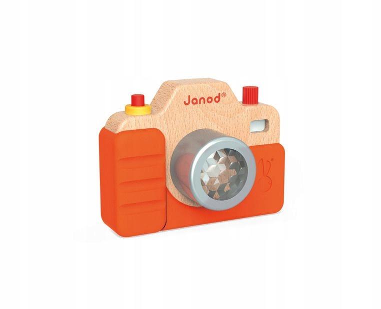 Janod - Drewniany aparat fotograficzny J05335
