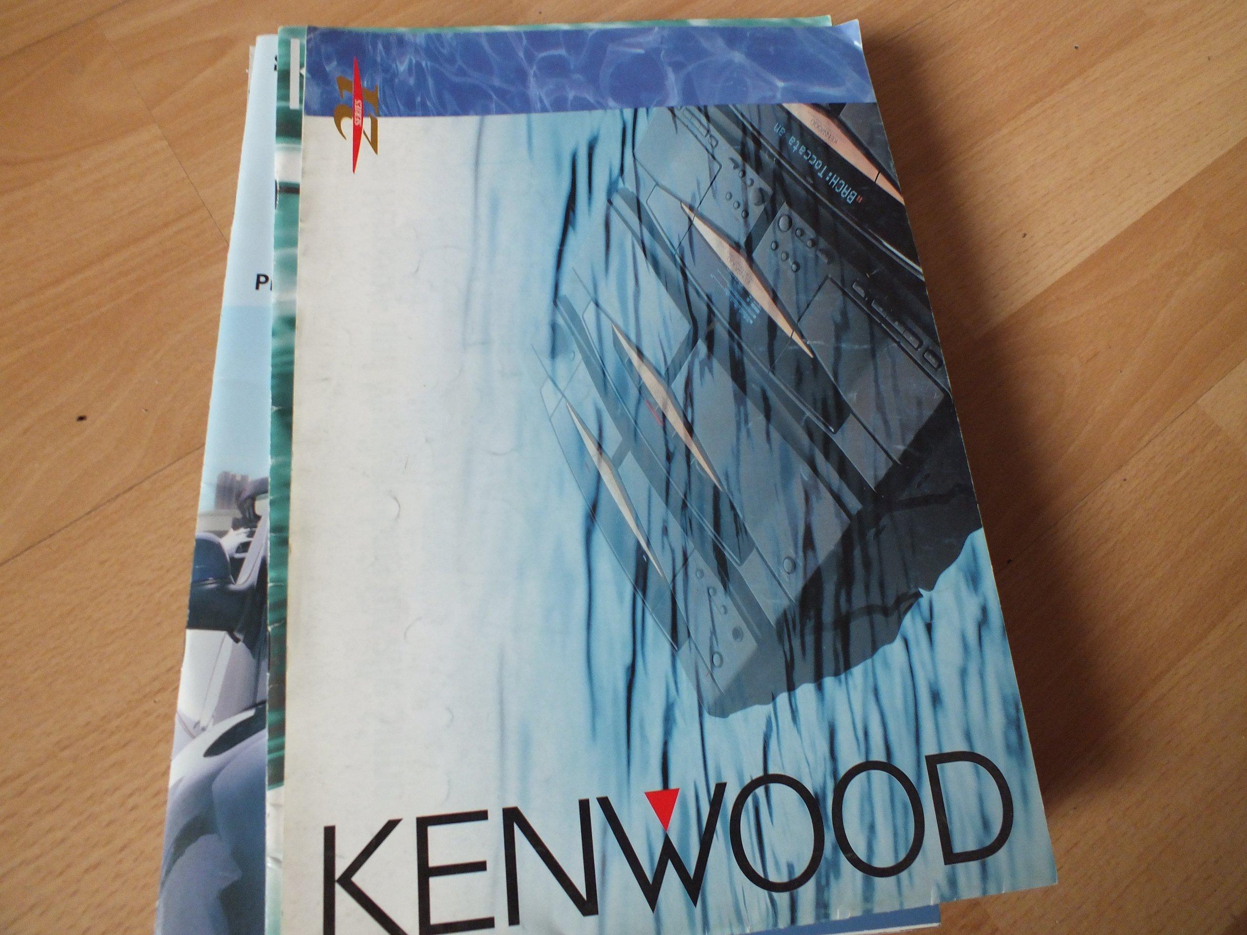 KATALOG  KENWOOD