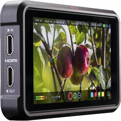 Atomos Ninja V monitor rekorder rejestrator 5cali