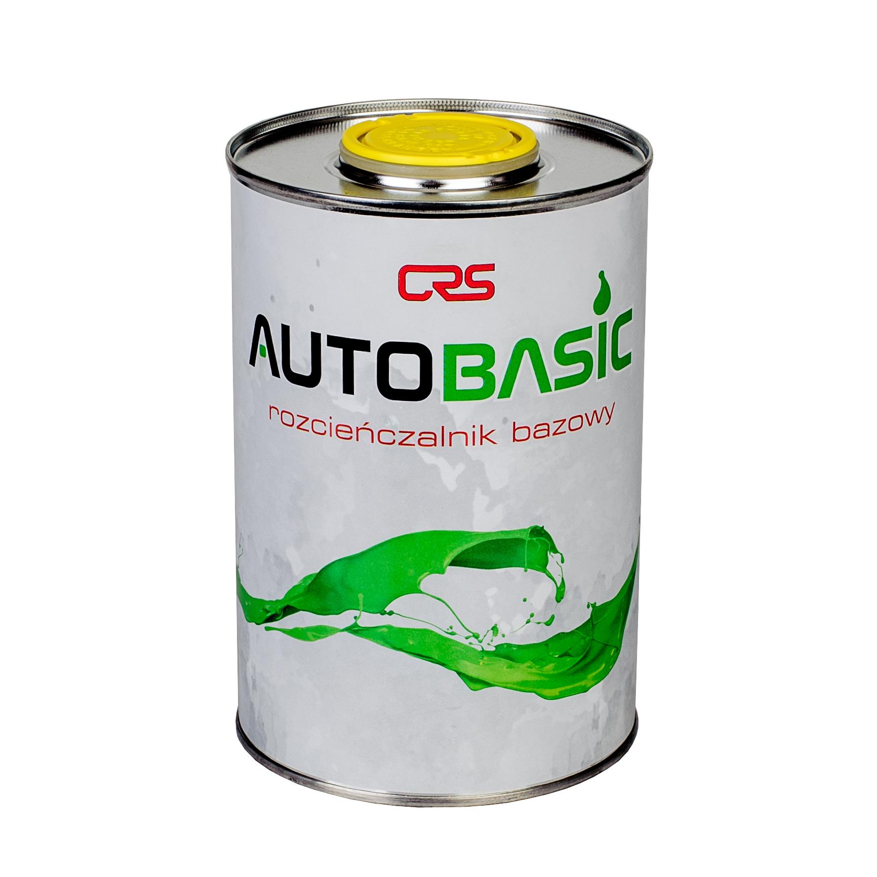 AUTO BASIC ROZCIEŃCZALNIK BAZOWY 1L HIT
