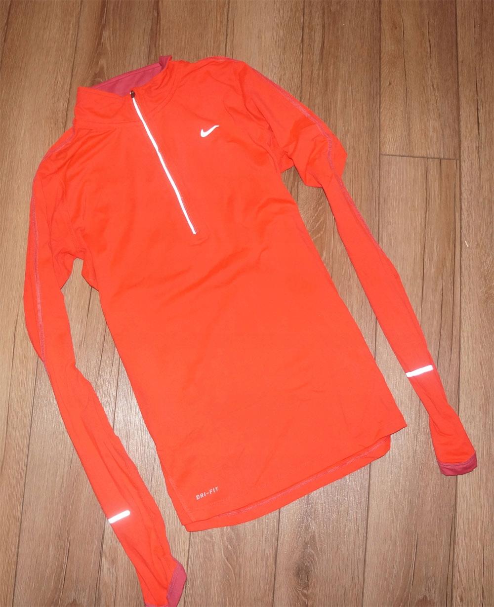 15981b866743b8 Nike dri fit bluza sportowa bieganie fitness S - 7651117284 ...