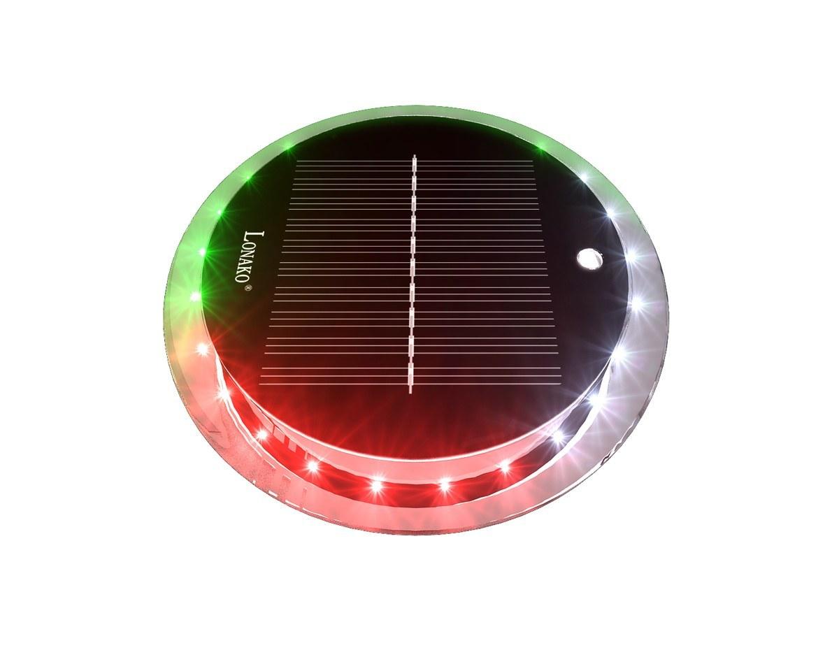 Lampa Nawigacyjna Lonako Rgw Led 360 Do łodzi 6890876704