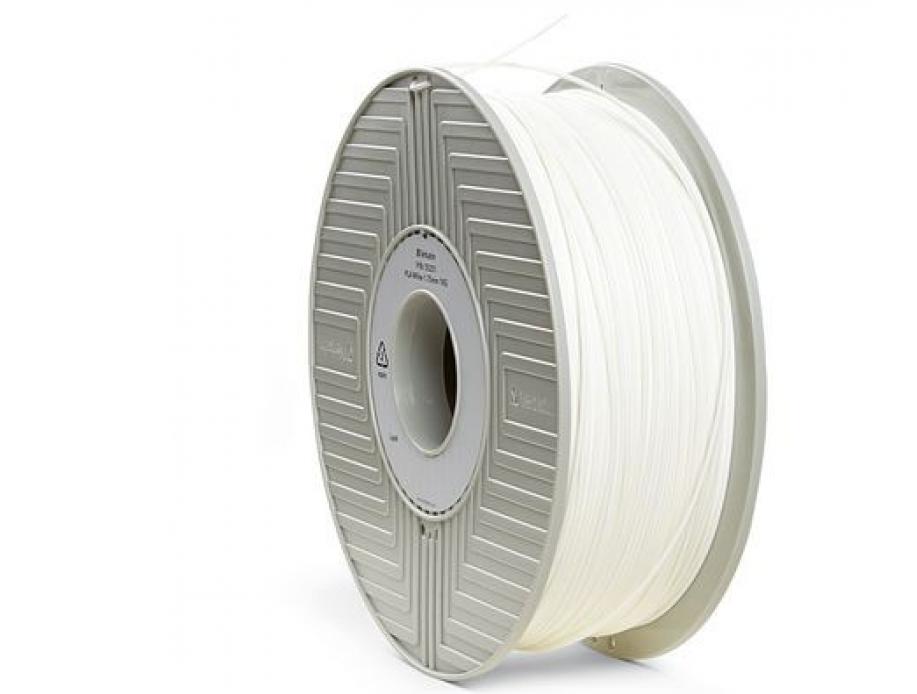 Verbatim PLA | Biały | o1,75 mm | 1 kg