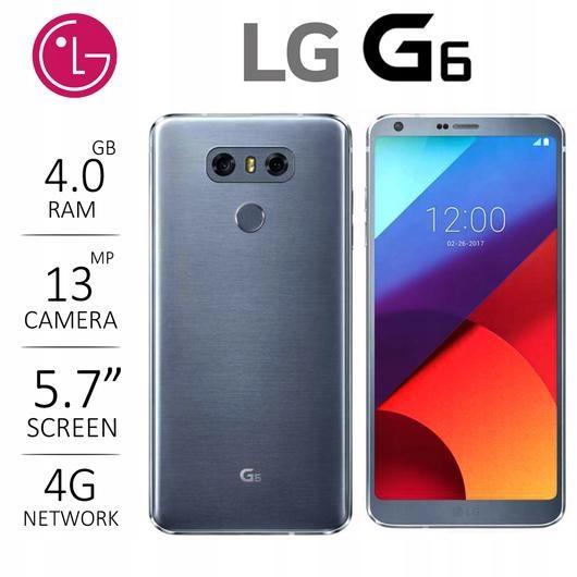 Nietrafiony prezent nowy LG g6 gwarancja