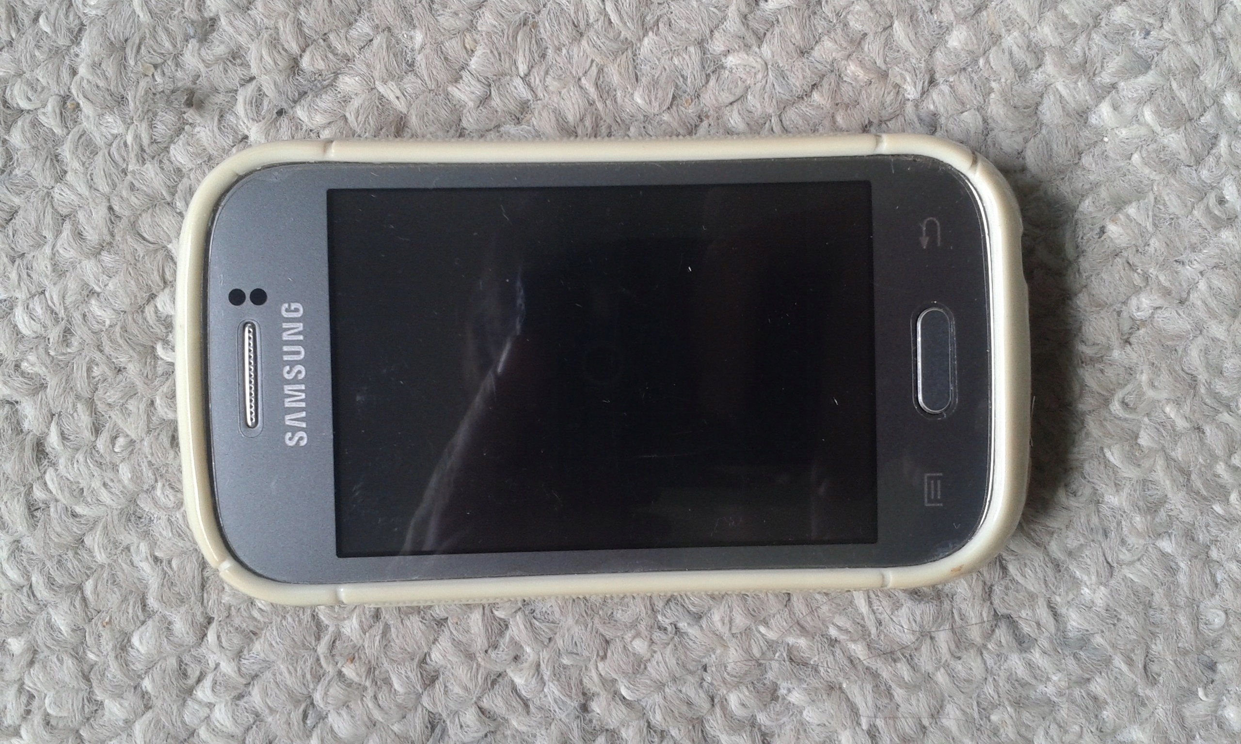 Samsung Gt S6310 Galaxy Young Pudeko Zestaw Okazj 7408045214 New