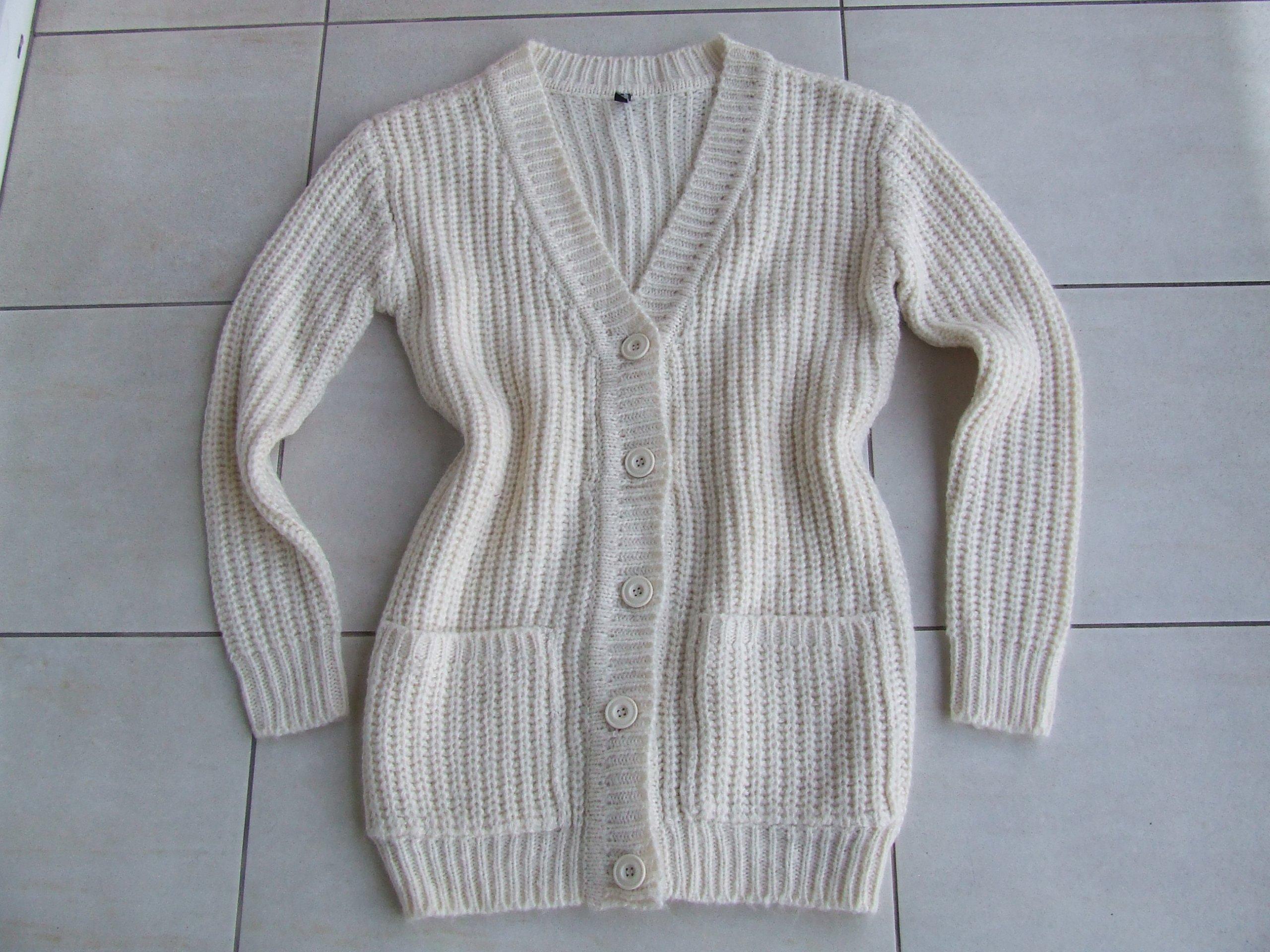 36d49238 NEW YORKER swobodny sweter 36 nowy OKAZJA