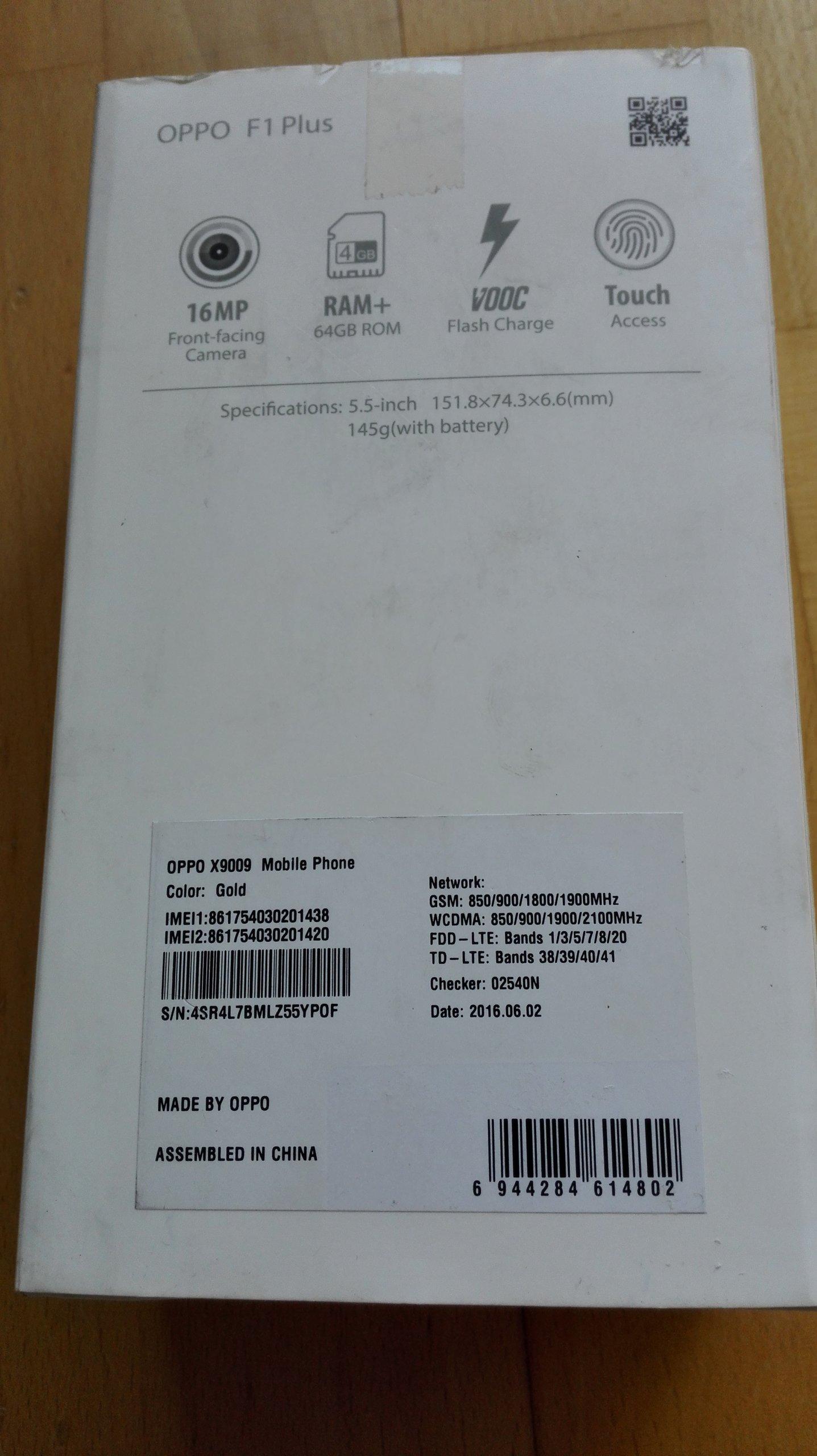 OPPO F1 Plus R9 Xiaomi Meizu Leeco Letv eplus
