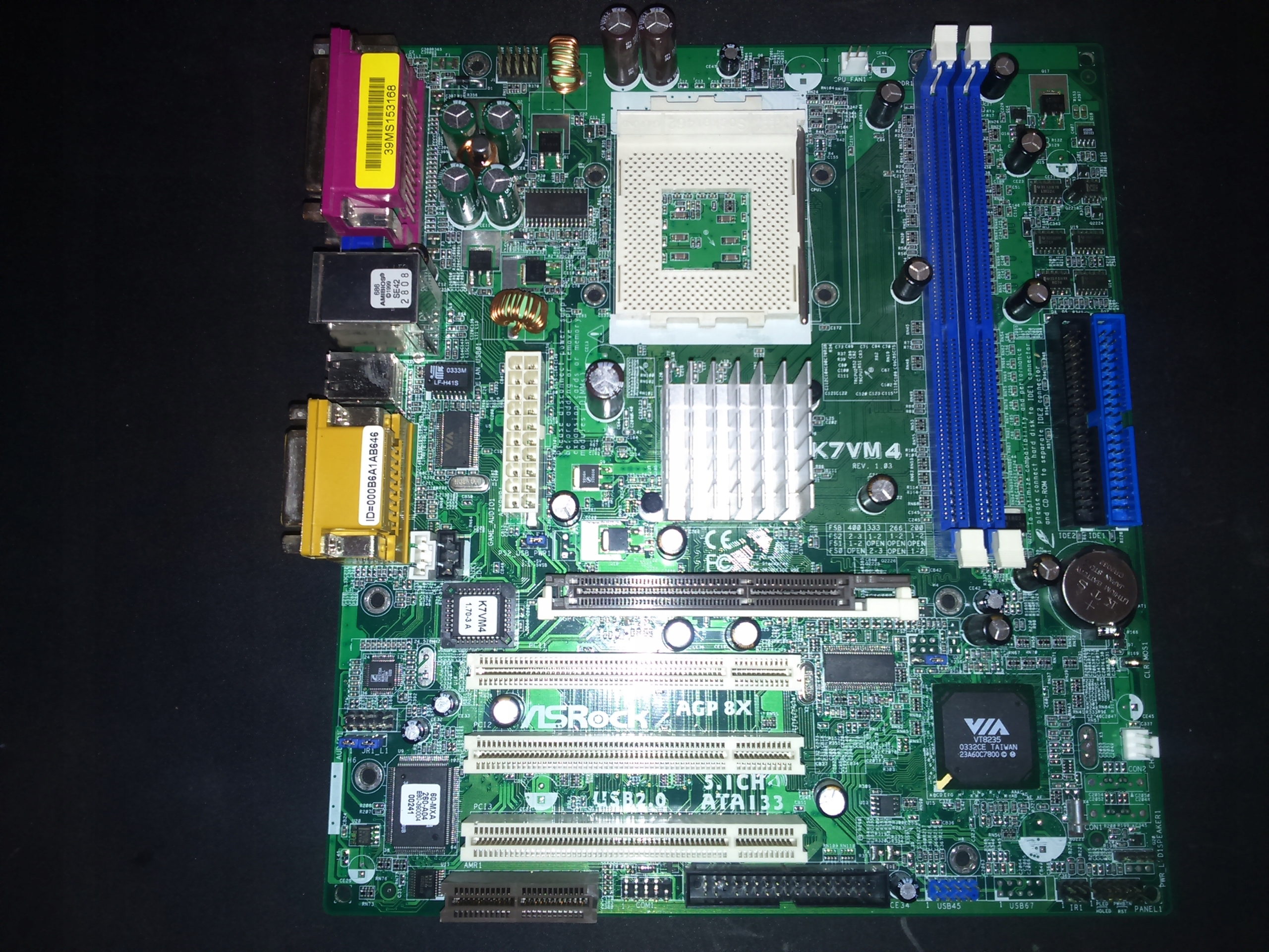ASROCK K7VM4 VGA 64BIT DRIVER DOWNLOAD