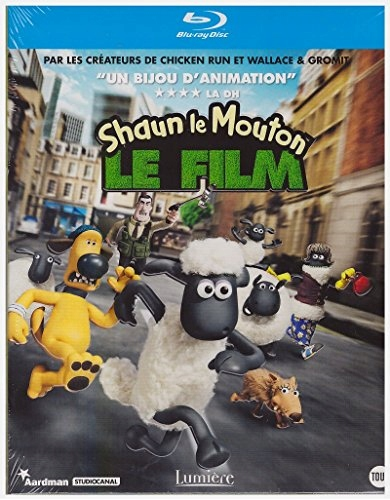 BLU-RAY Animation - Shaun Le Mouton - Le Film By M