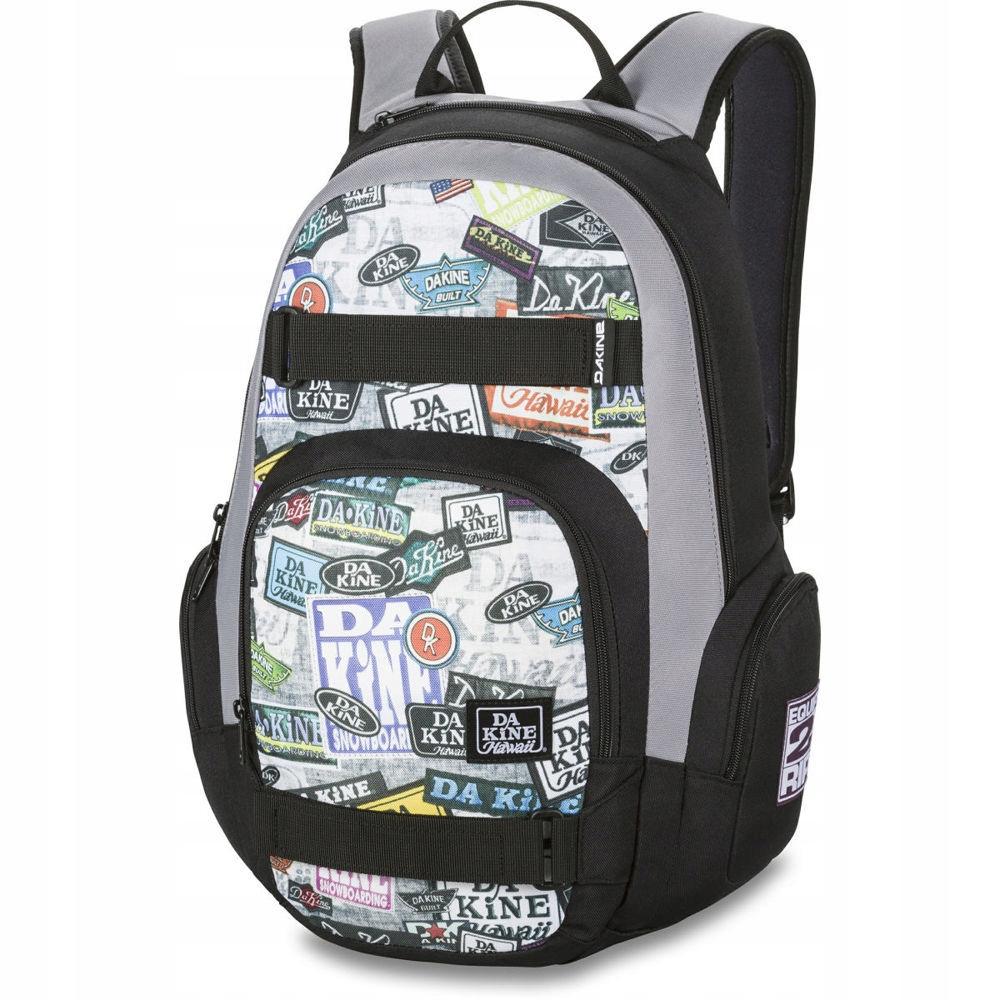 481b809bfa75a Dakine Atlas 25L plecak szkolny miejski laptop 15 - 7263435326 ...