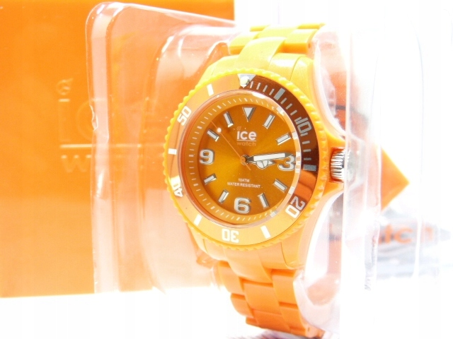 ZEGAREK ICE WATCH SOLID ORANGE SD.OE.U.P.12