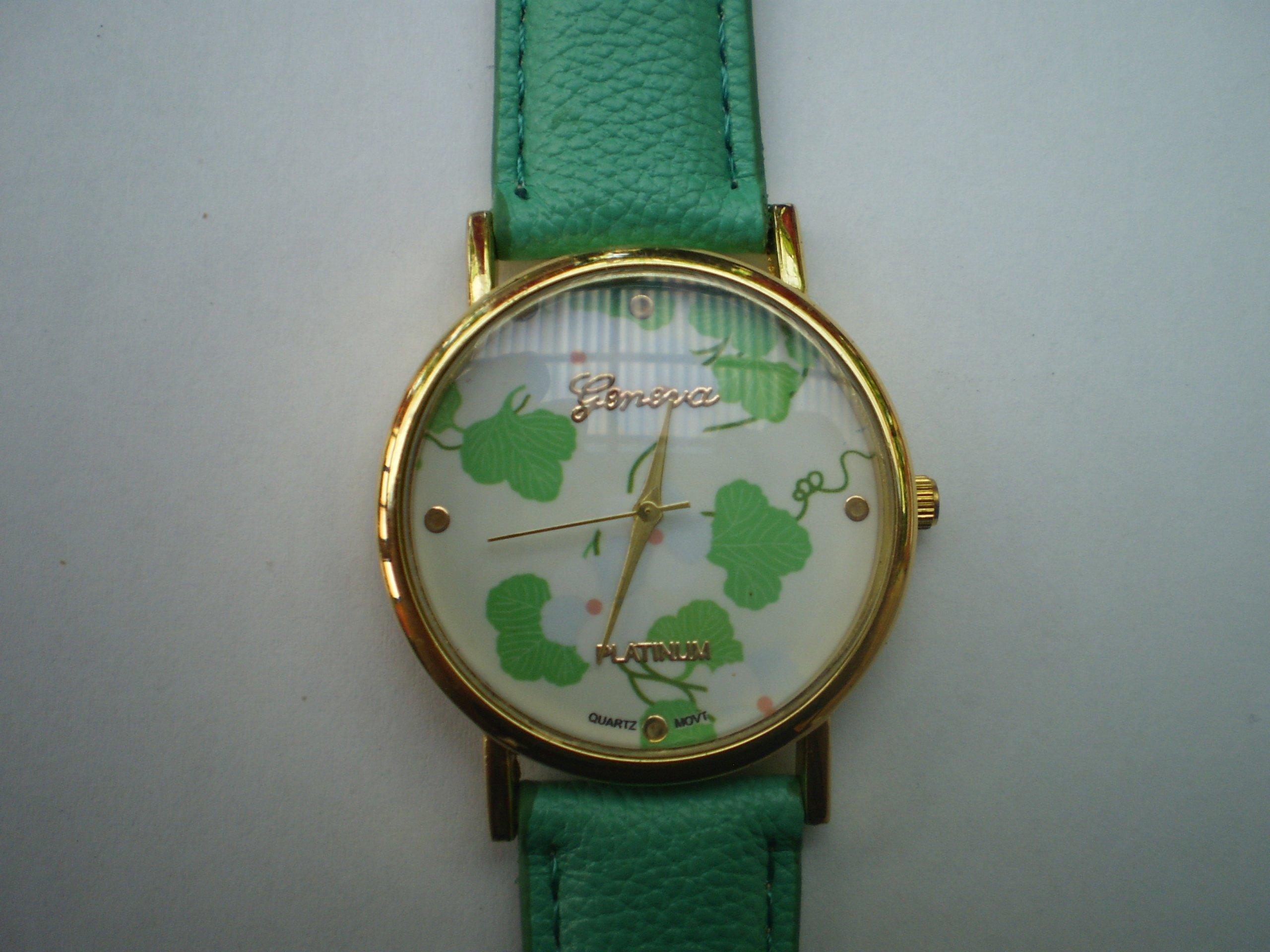 Zegarek damski męski GENEVA kwarcowy