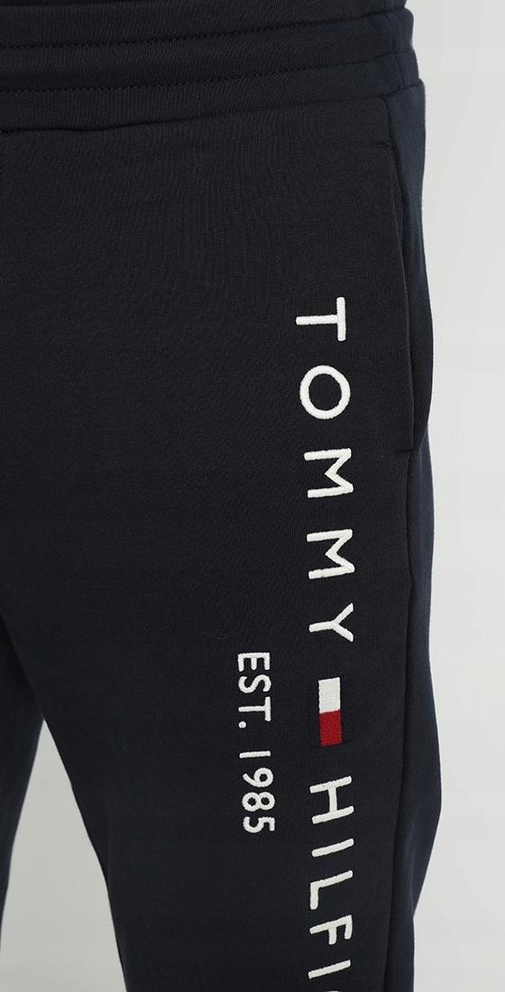 TOMMY HILFIGER MĘSKIE SPODNIE DRESOWE ROZMIAR S