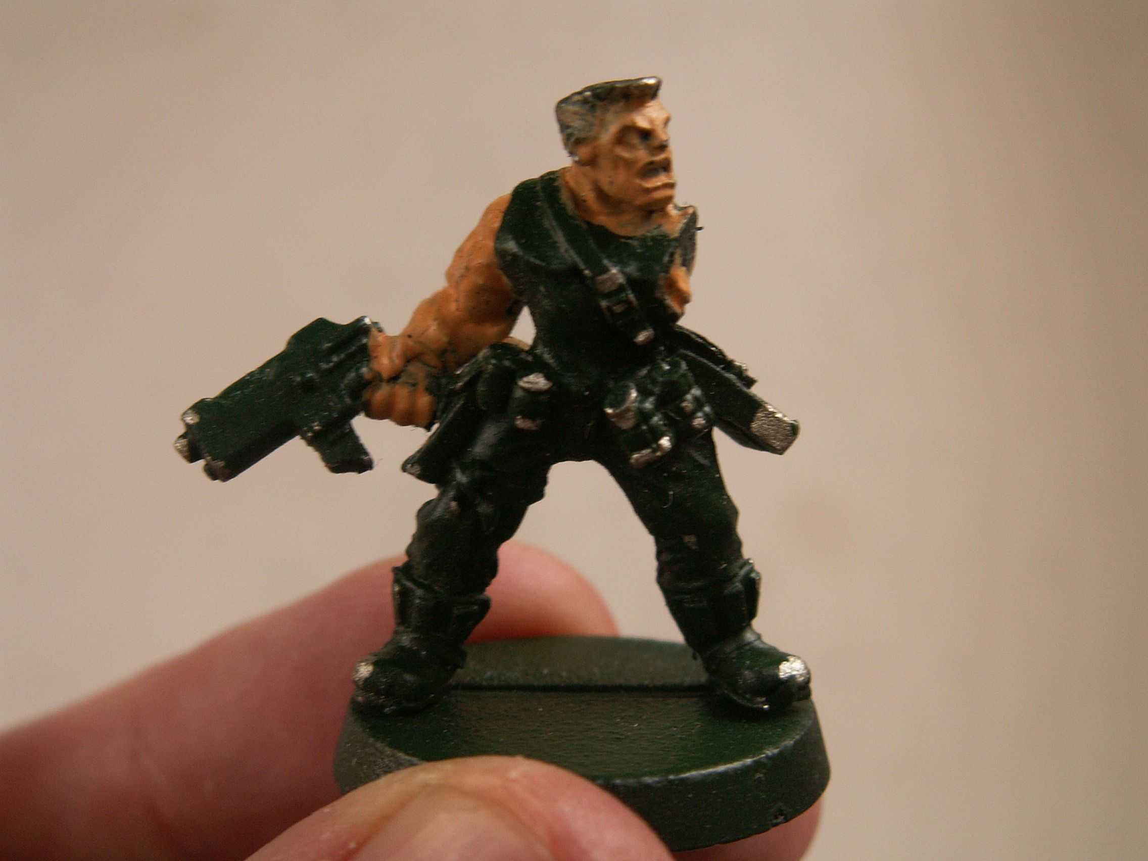 Catachan - Sly Marbo nr 7 - metal z brakiem