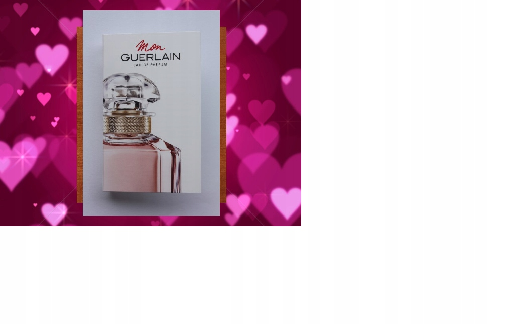 7ml Próbka Perfum Mon Guerlain Edp 0 jAL5R4
