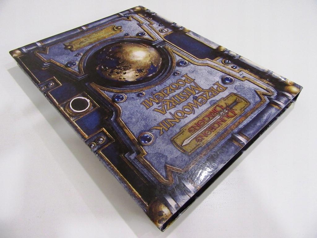 d&d 3.5 podręcznik mistrza podziemi