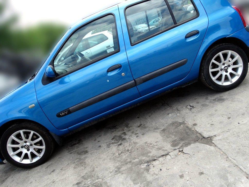 Alufelgi Felgi Aluminiowe Clio Ii Iii Modus 15 7400684500