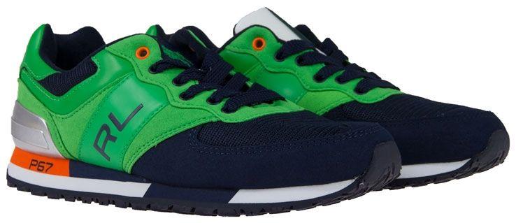 RALPH LAUREN Sneakersy SLATON P67 44