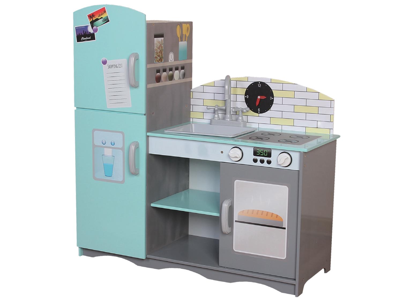 Kuchnia Drewniana Dla Dzieci Ogromn Ecotoys Tk024 7151485845