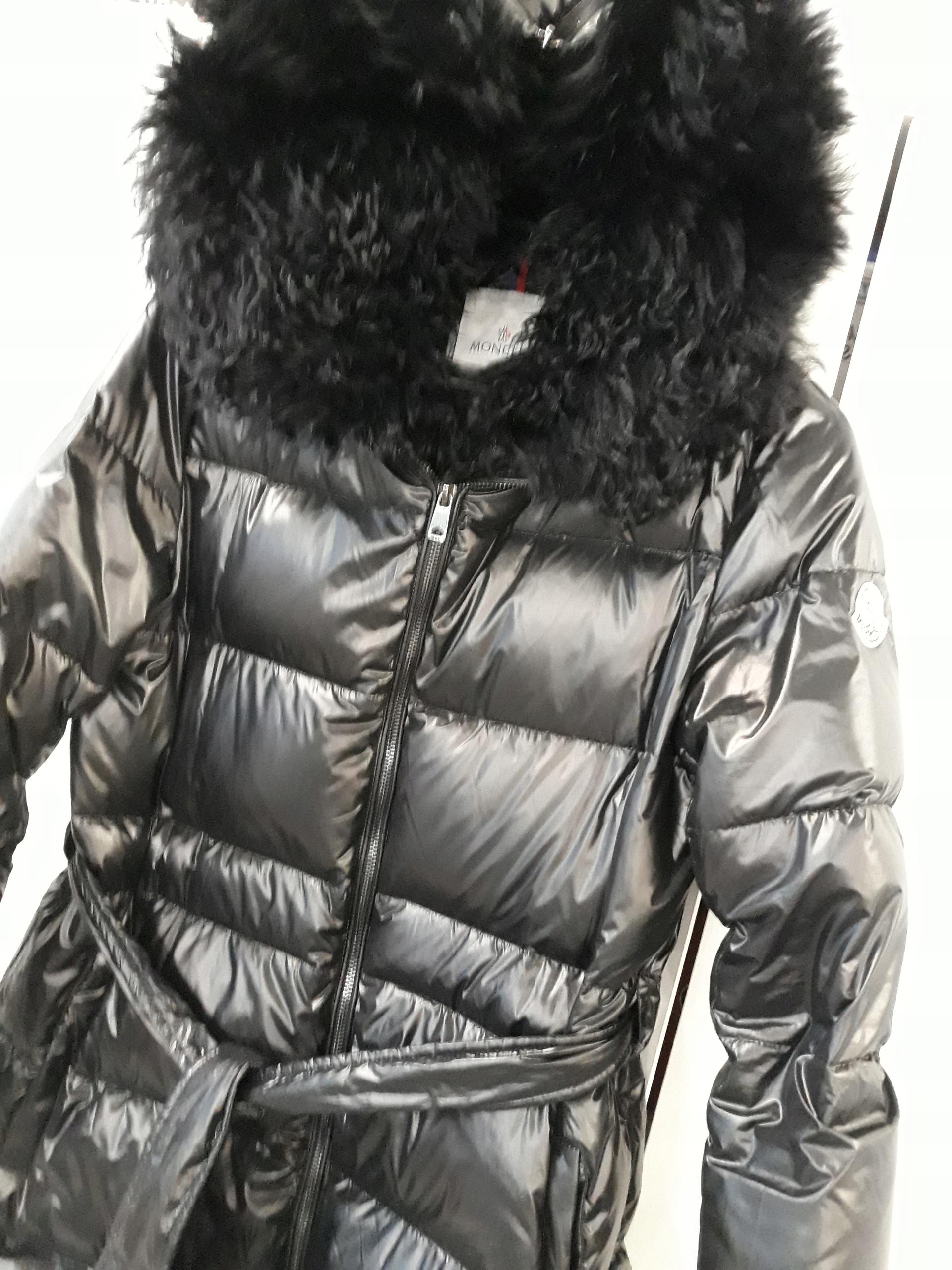 31a91430 Moncler płaszcz puchowy nowy rozm 38 - 7703228610 - oficjalne ...