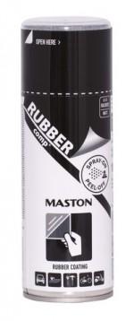 RUBBER guma w sprayu 400ml Czarny połysk gruba
