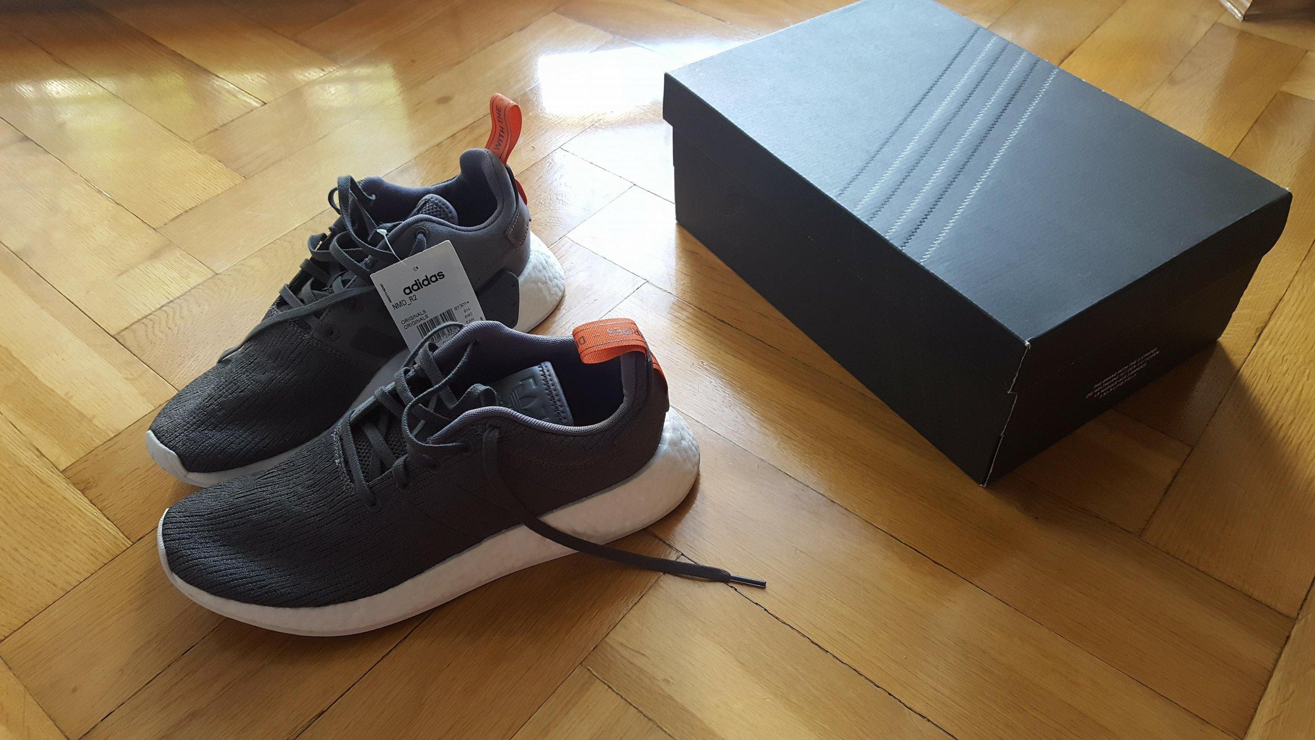 new arrival da21e 1b4af Adidas NMD R2 EU 44 / US 10 / 28 cm nowe z Zalando ...
