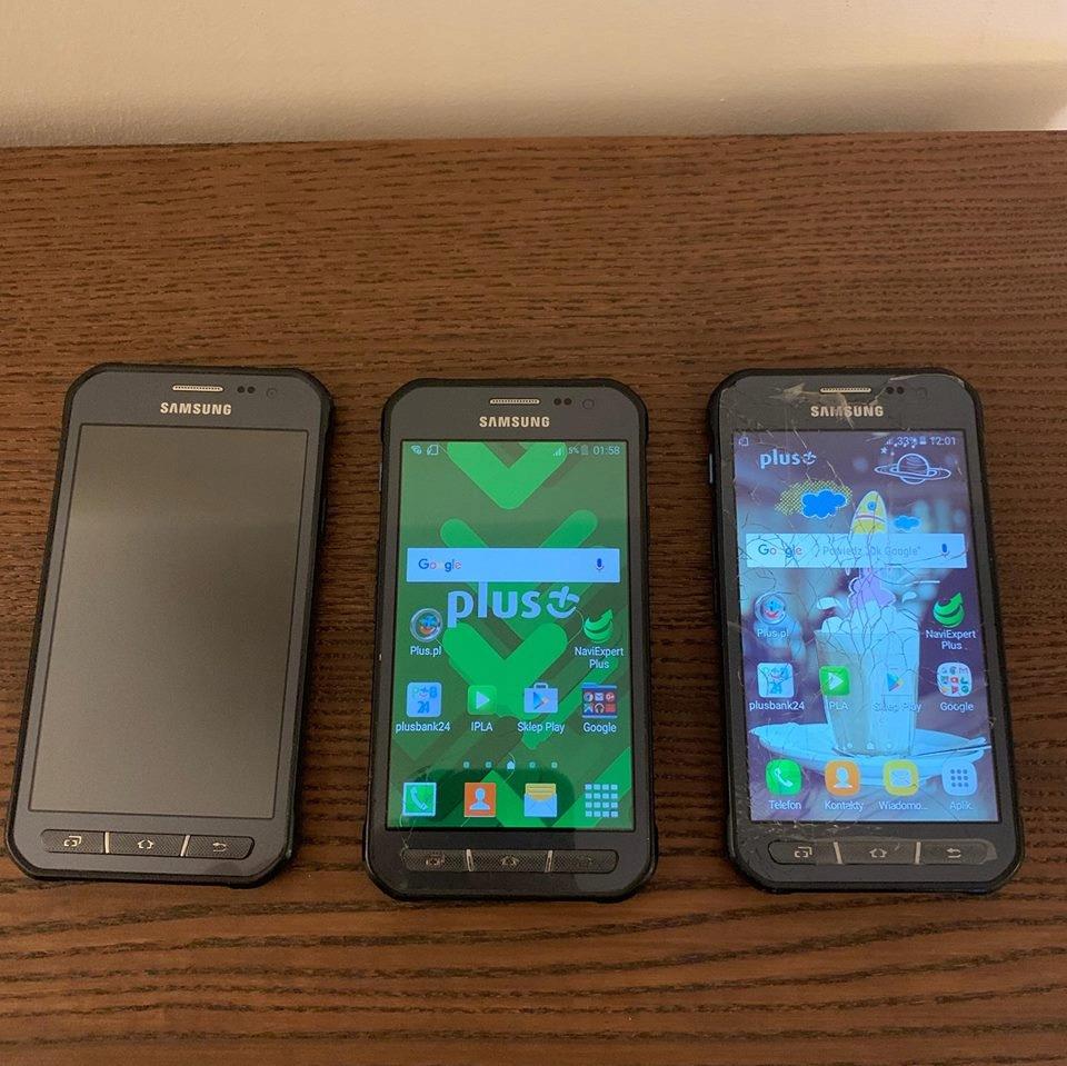 Samsung Xcover 3 / 3 SZTUKI TANIO!