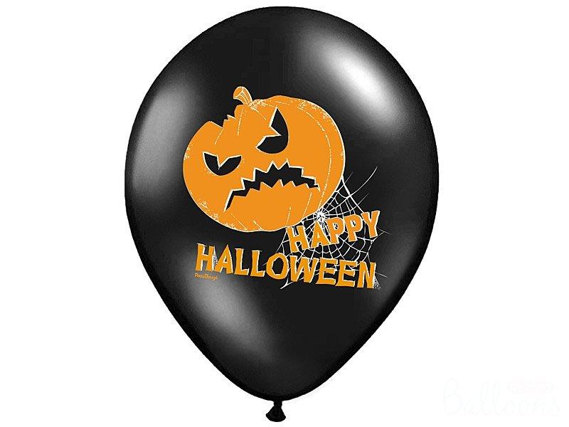 Balony na Halloween DYNIE Dekoracje 30cm Wwa HIT