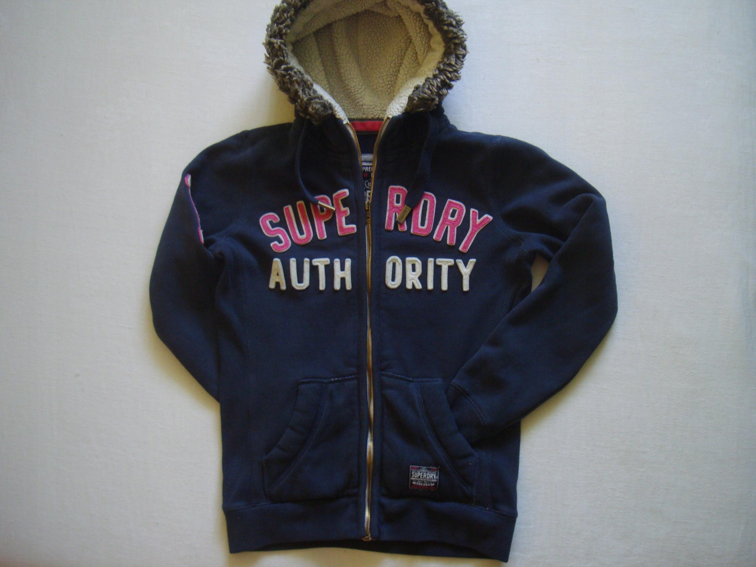 1043e57f9385d SuperDry fajna bluza damska rozmiar S - 7659887395 - oficjalne ...