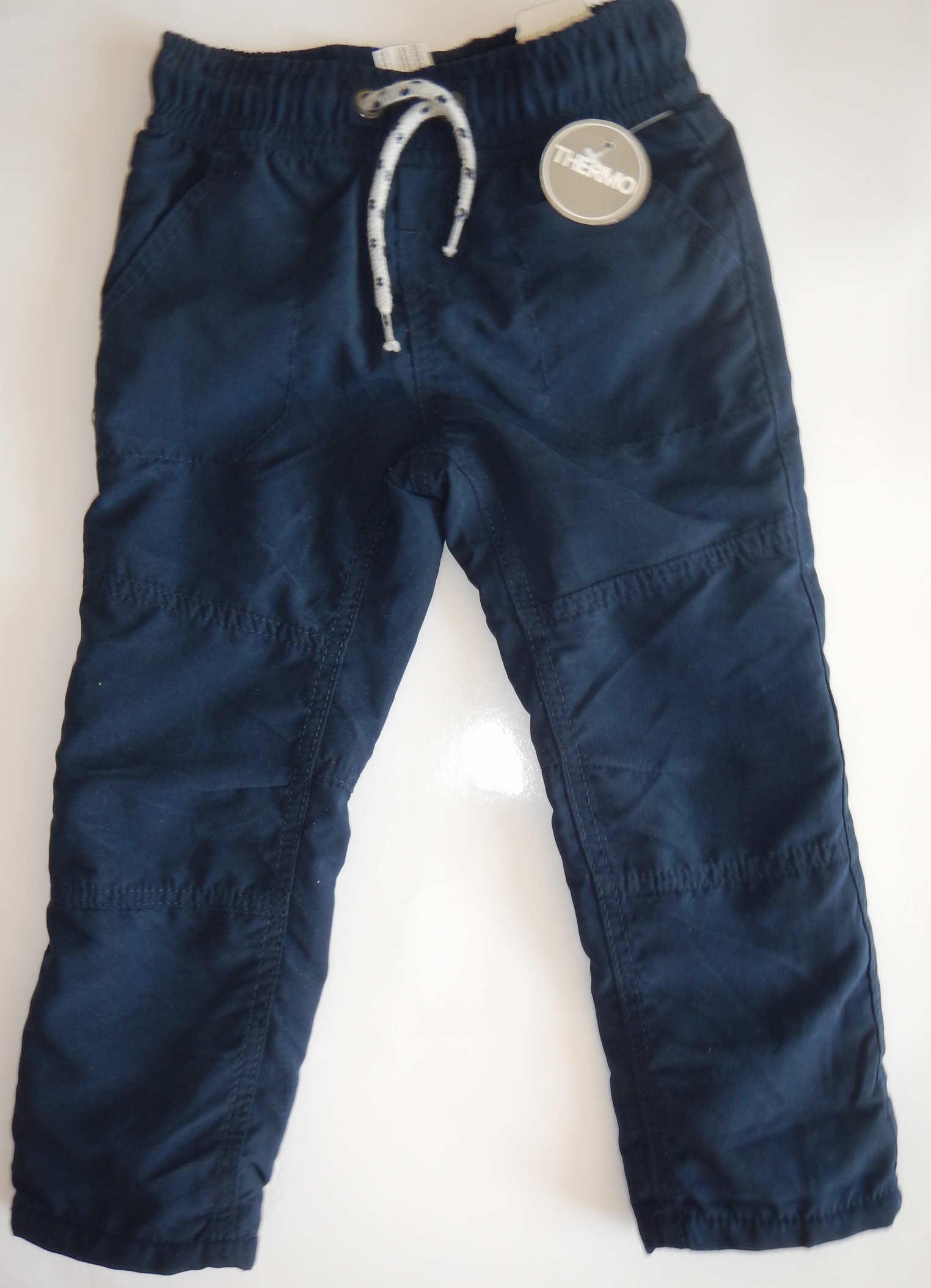 Spodnie thermo zimowe C&A 98 NOWE 7149369283 oficjalne