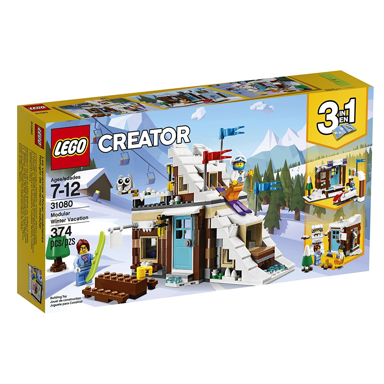Lego Creator 31080 Ferie Zimowe 7131645124 Oficjalne Archiwum