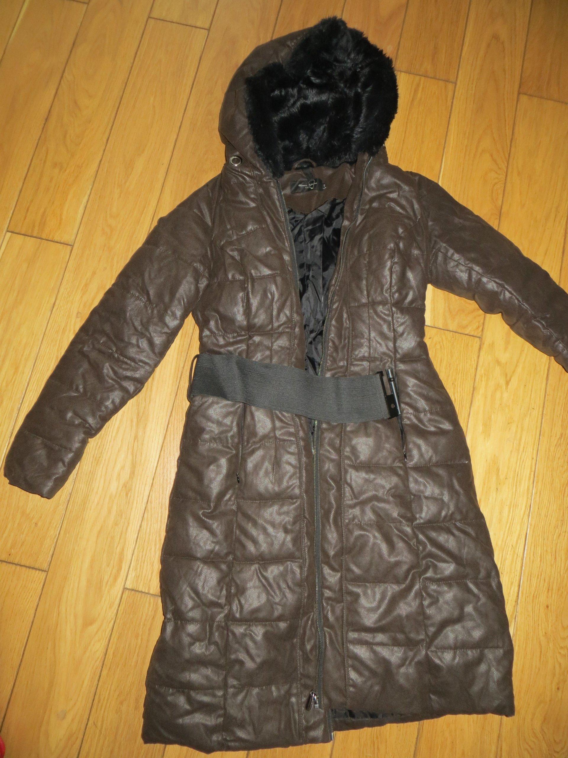 2a240b23 Kurtka zimowa płaszcz Carry rozmiar 36