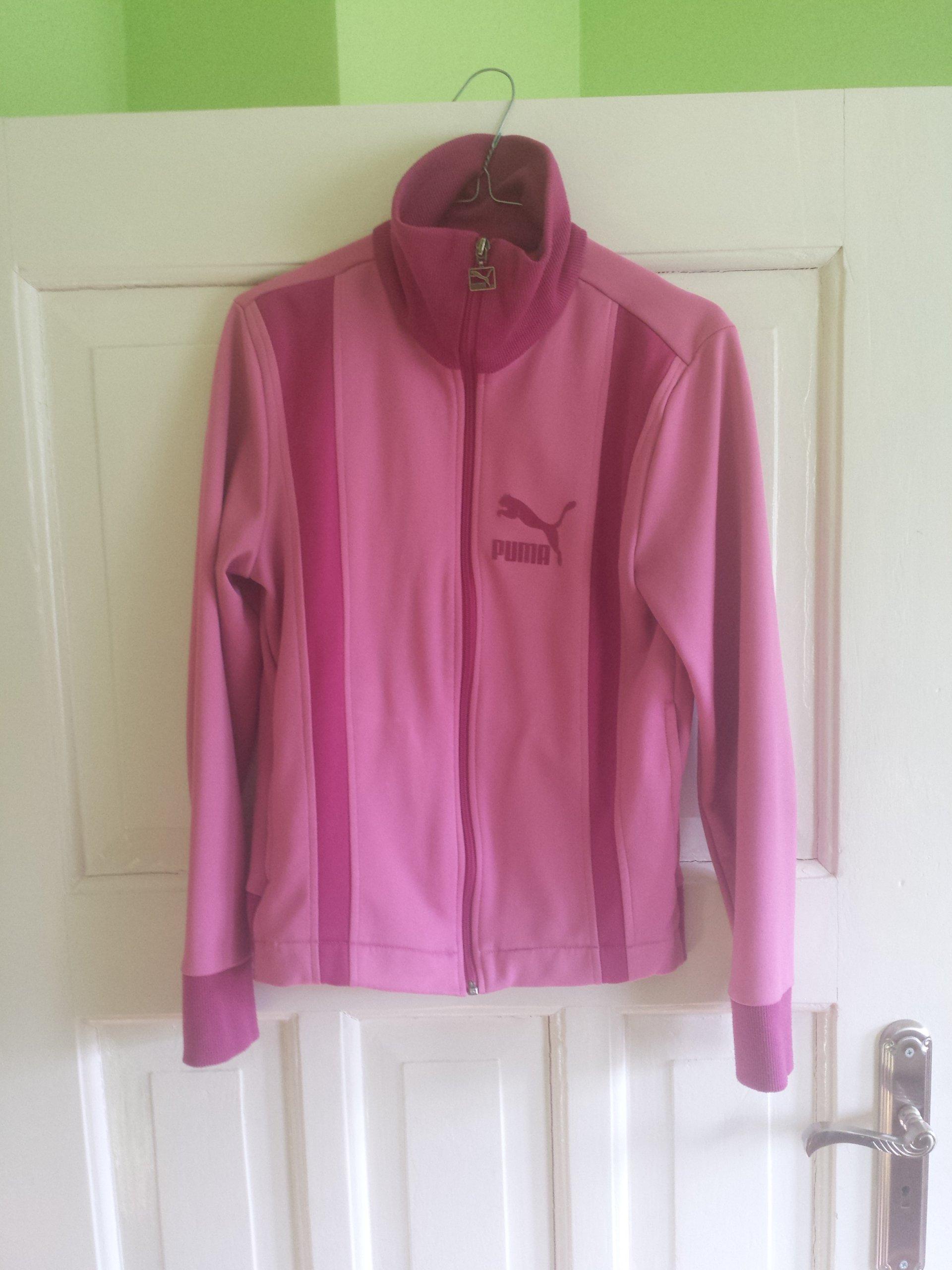 różowa bluza puma