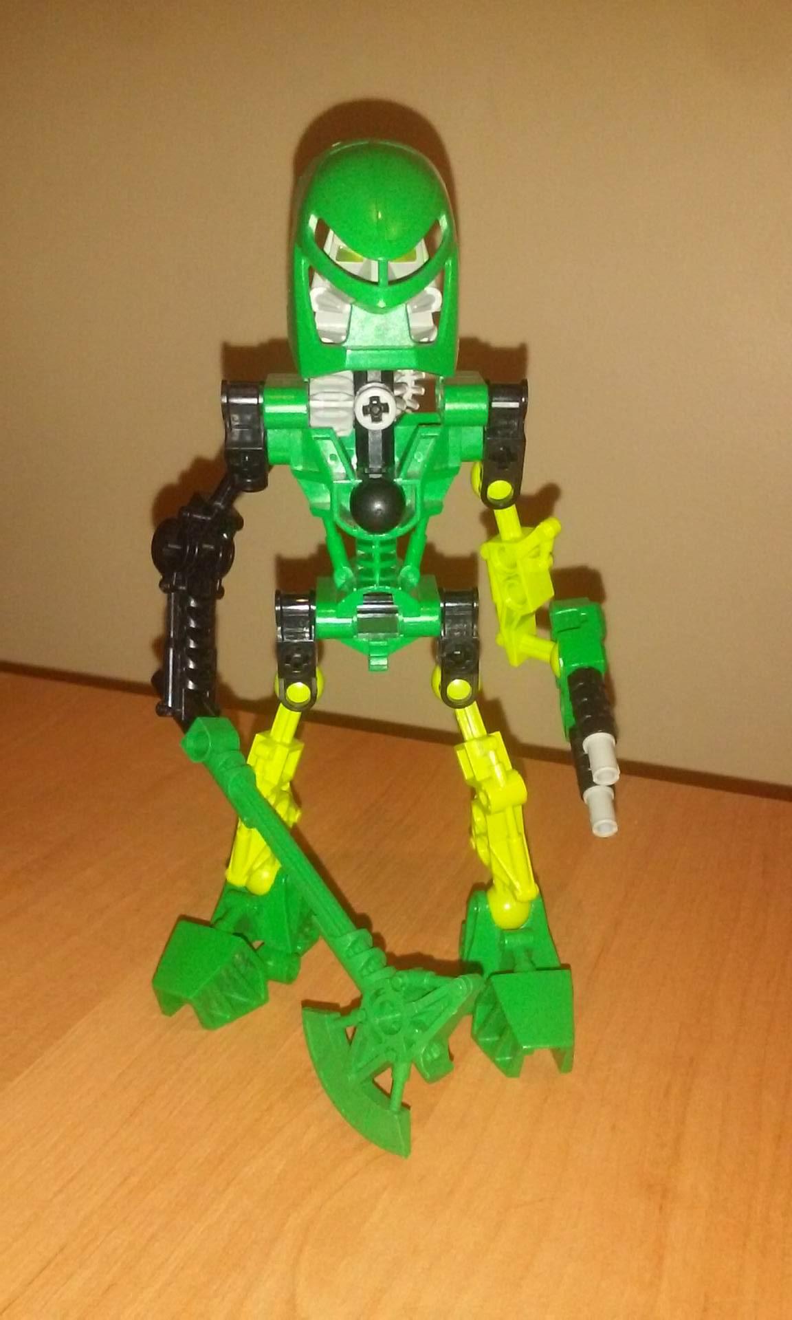 Lego Bionicle Toa Lewa 8535 Unikat Z 2001 Roku 7092792290