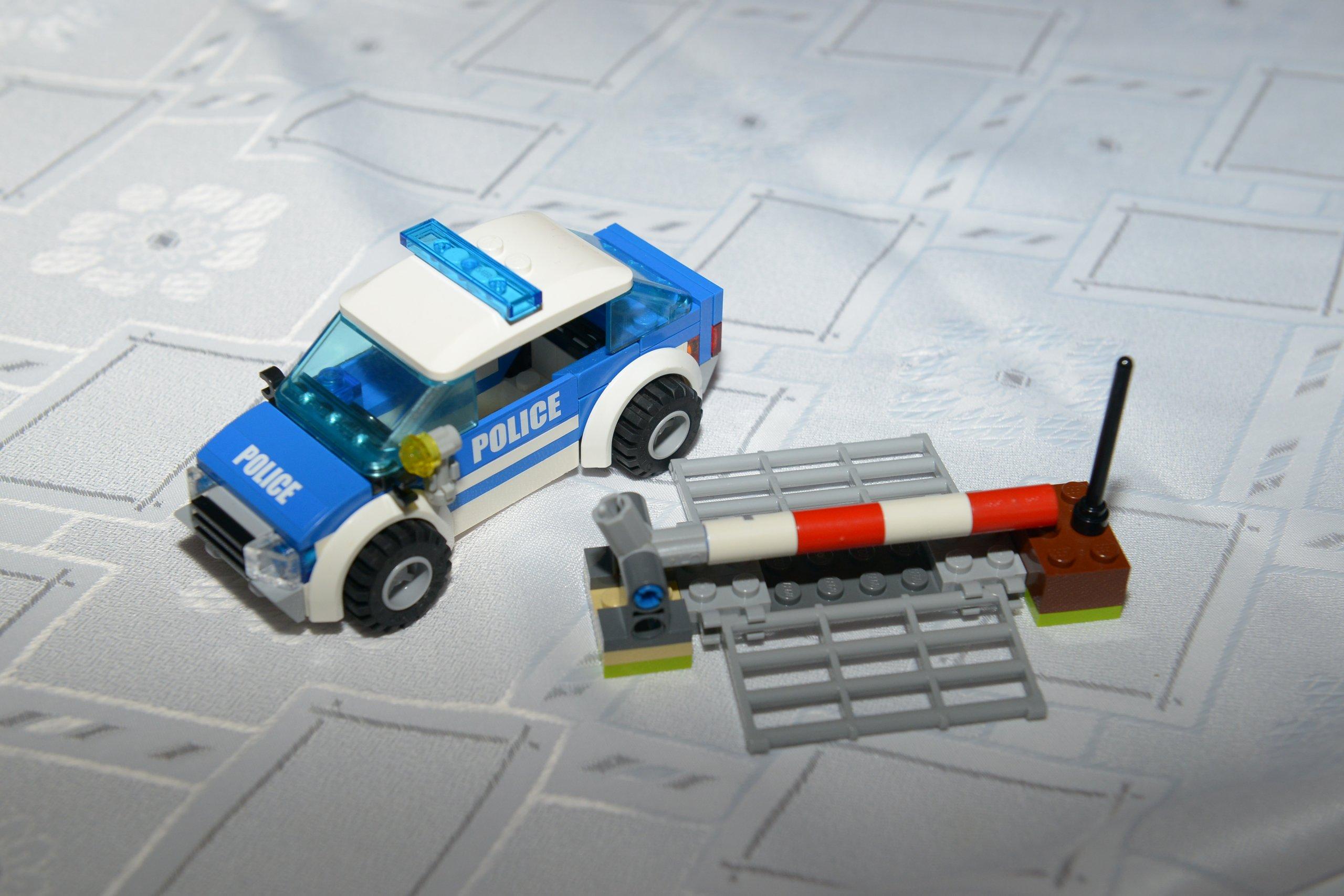 Lego 4436 City Policja Leśna 7130424119 Oficjalne Archiwum Allegro
