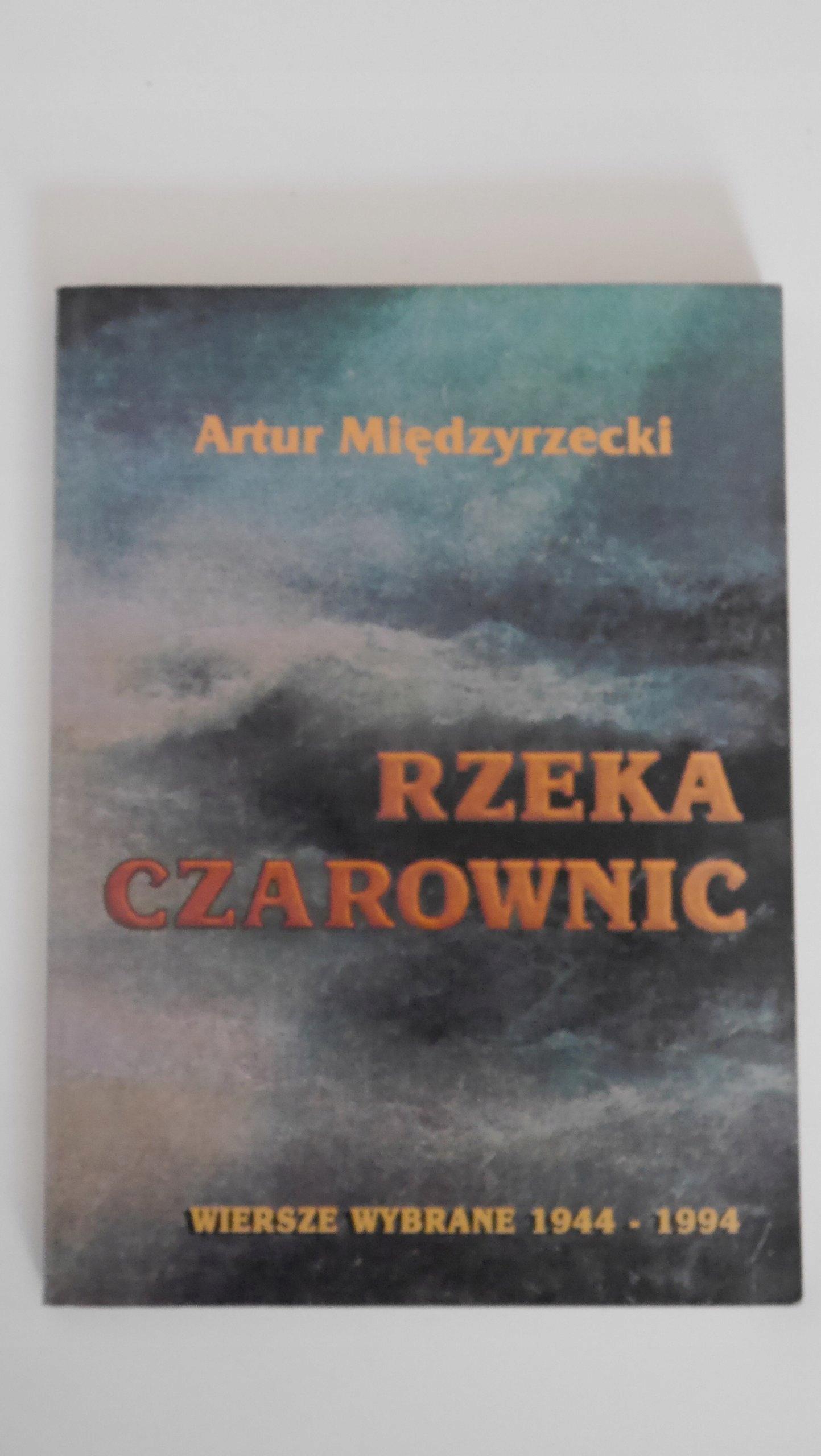 Rzeka Czarownic Artur Międzyrzecki 7408442950